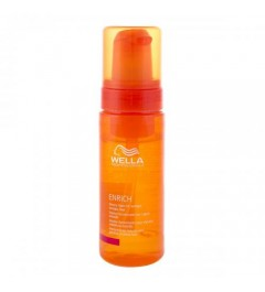 Wella enrich Mousse dynamisante 150ml