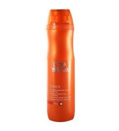 Wella enrich shampooing hydratant pour cheveux épais|THICK 200ml