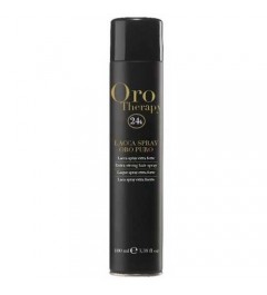 Laque spray extra forte Oro therapy LACCA ORO PURO 100ml