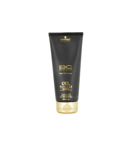 Shampooing Schwarzkopf BC oil miracle 200 ml