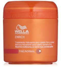 WELLA Enrich Masque hydratant 150ml