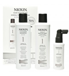 Kit système Nioxin 1 Hair Care System Starter