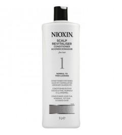 Conditionneur pour cheveux fins, normaux à clairsemés NIOXIN 1 1000ml