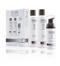 Kit système nioxin 2