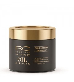 Masque Schwarzkopf BC oil miracle 200 ml