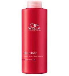Wella brilliance shampooing 1000ml