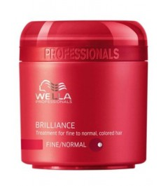 Wella brillance masque 150 ml