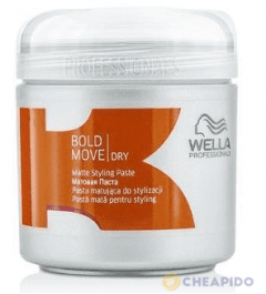 BOLD MOVE Dry Pâte de coiffage mate WELLA 150ml