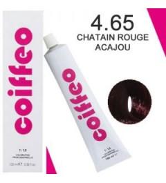 COIFFEO 4.65 CHÂTAIN ROUGE ACAJOU 100 ML