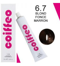 COIFFEO 6.45 BLOND FONCE CUIVRE ACAJOU 100 ML