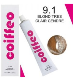 COIFFEO 9.1 BLOND CLAIR CENDRE 100 ML