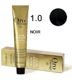 OROTHERAPY COLORATION N°1.0 NOIR 100 ML