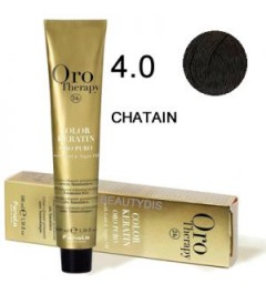 OROTHERAPY COLORATION N°4.0 CHÂTAIN 100 ml