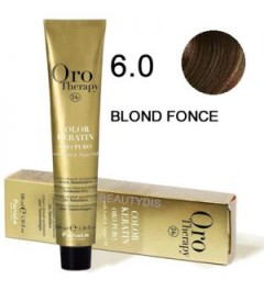 OROTHERAPY COLORATION N°6.0 BLOND FONCÉ 100 ml