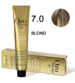 OROTHERAPY COLORATION N°7.0 BLOND 100 mll