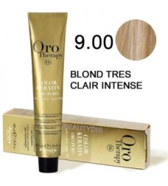 OROTHERAPY COLORATION N°9.00 BLOND TRÈS CLAIR INTENSE 100 ml