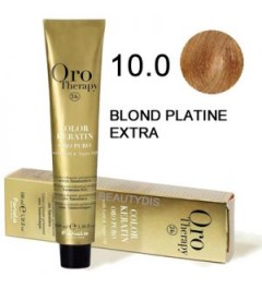 OROTHERAPY COLORATION N°10.0 BLOND PLATINE 100ml