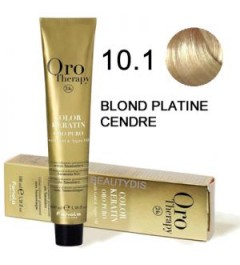 OROTHERAPY COLORATION N°10.1 BLOND PLATINE CENDRÉ