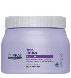 Masque L'Oréal MASQUE LISS ULTIME 500 ml