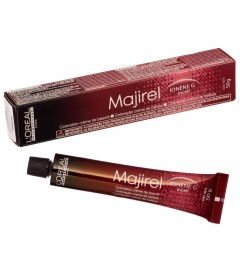 Tube de coloration MAJIREL L'OREAL N°4.26 Châtain irisé rouge 50 ML
